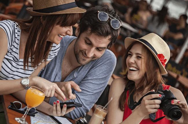 Разговорный английский для туристов